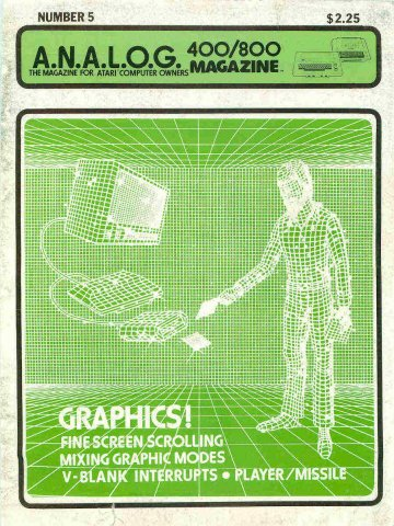Analog Computing Issue 005