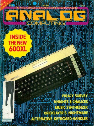 Analog Computing Issue 015