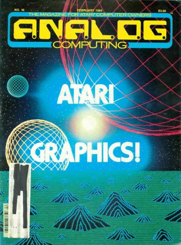 Analog Computing Issue 016