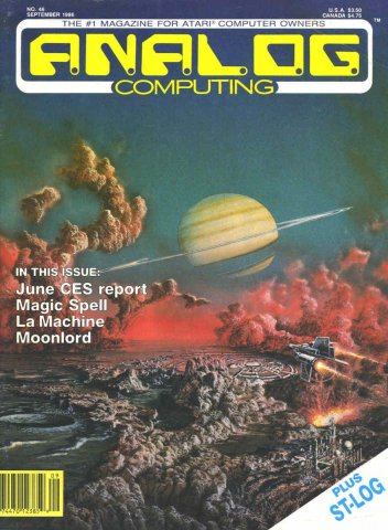 Analog Computing Issue 046