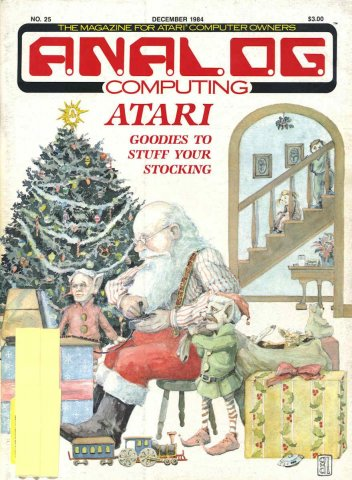 Analog Computing Issue 025