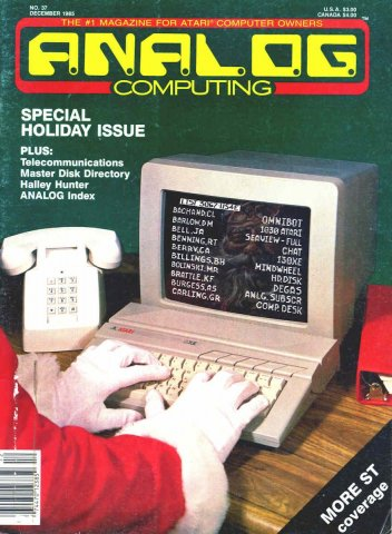 Analog Computing Issue 037