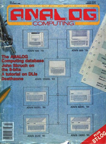 Analog Computing Issue 047