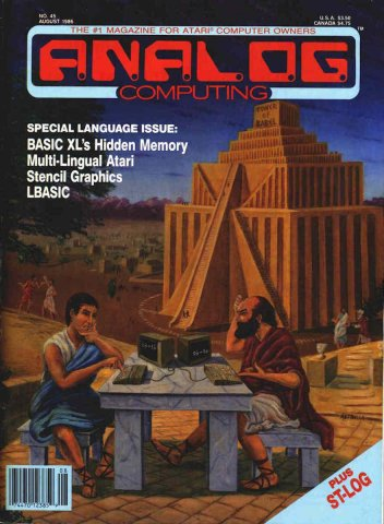 Analog Computing Issue 045