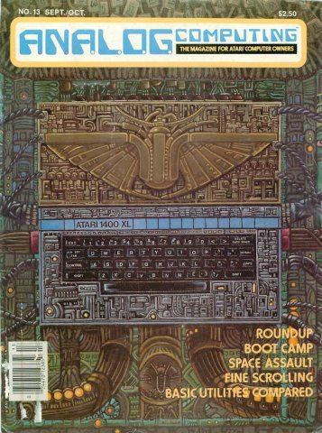 Analog Computing Issue 013