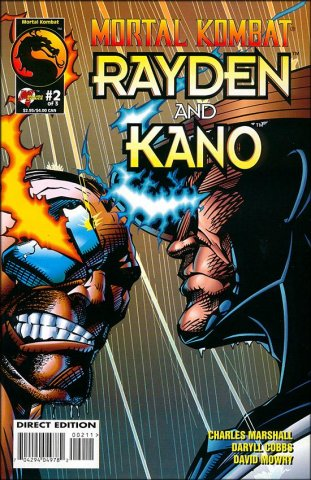 Rayden and Kano #2