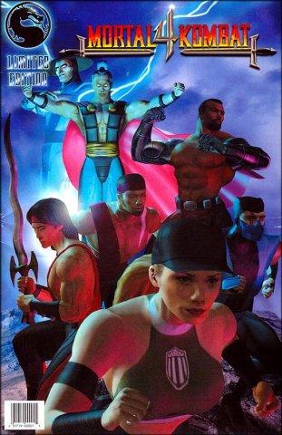 Mortal Kombat 4 Limited Edition (1997)