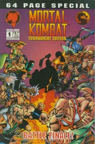Mortal Kombat Tournament Edition #1
