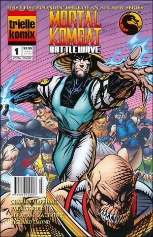 Battlewave #1