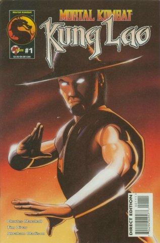 Kung Lao #1