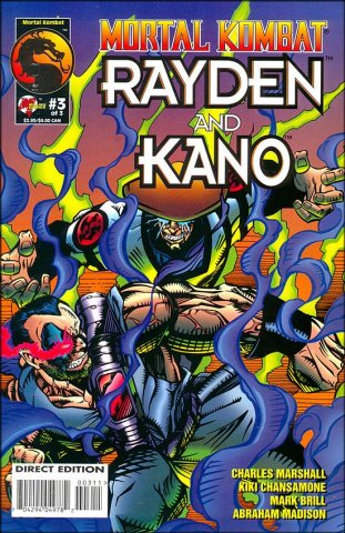 Rayden and Kano #3