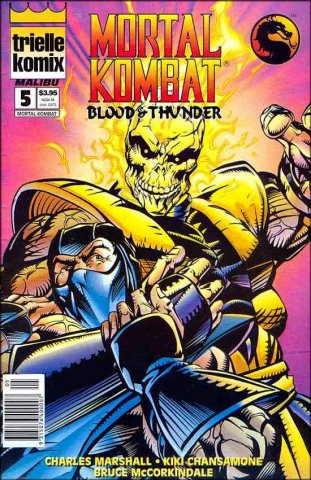 Blood and Thunder #5