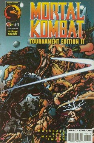 Mortal Kombat Tournament Edition 2 #1