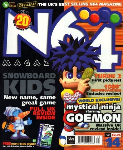 N64 Magazine Issue 14