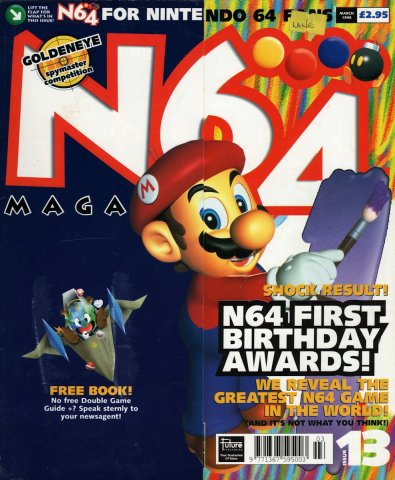 N64 Magazine Issue 13