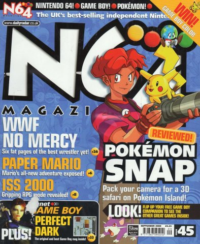N64 Magazine Issue 45