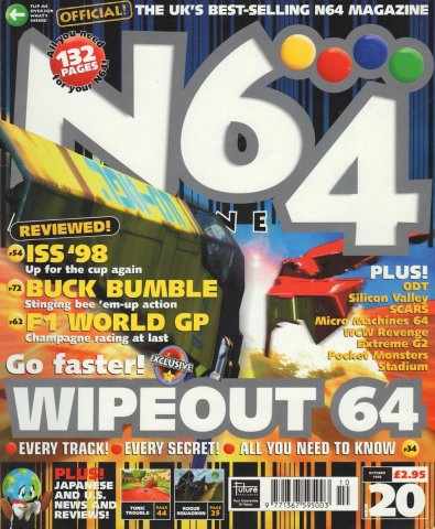 N64 Magazine Issue 20