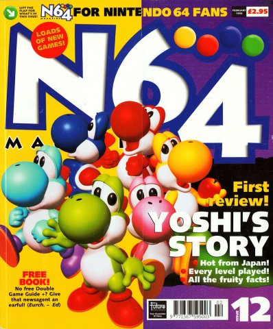 N64 Magazine Issue 12