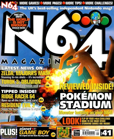 N64 Magazine Issue 41
