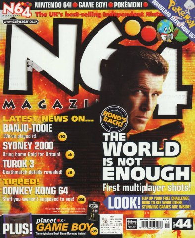 N64 Magazine Issue 44