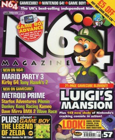 N64 Magazine Issue 57