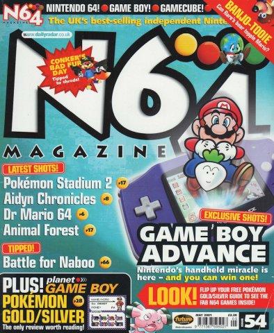 N64 Magazine Issue 54