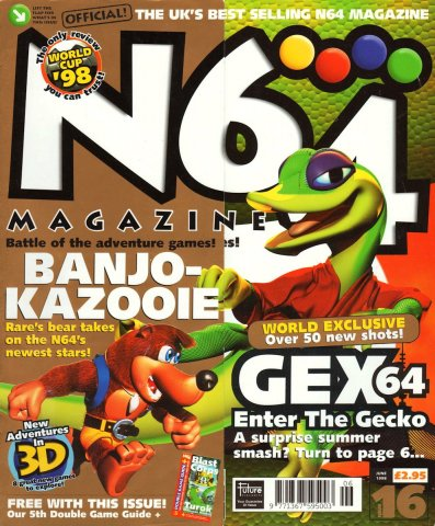 N64 Magazine Issue 16