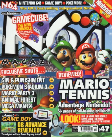 N64 Magazine Issue 47