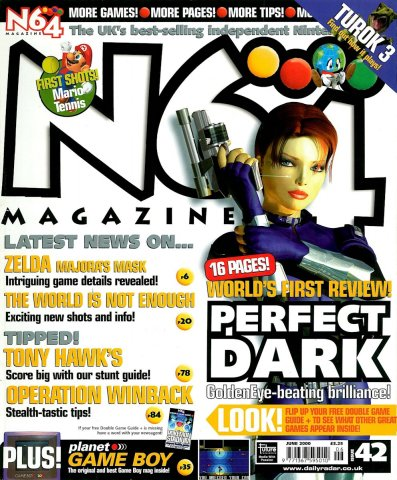 N64 Magazine Issue 42