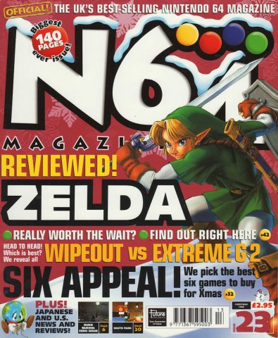 N64 Magazine Issue 23