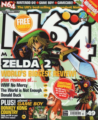 N64 Magazine Issue 49