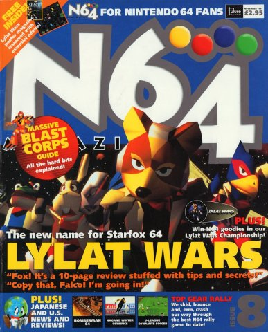 N64 Magazine Issue 08