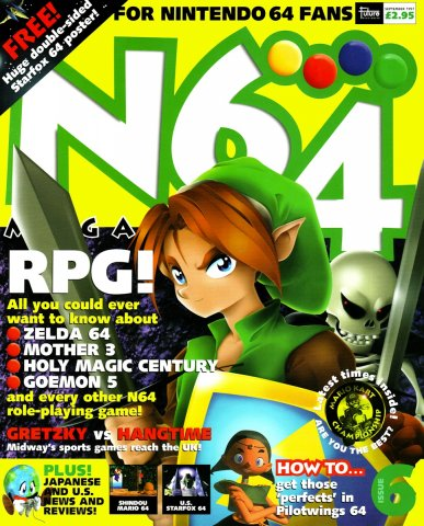 N64 Magazine Issue 06