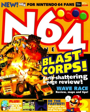 N64 Magazine Issue 02