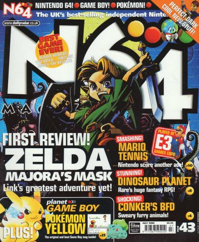 N64 Magazine Issue 43