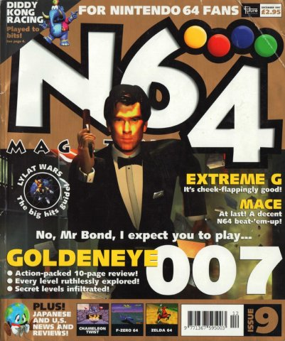 N64 Magazine Issue 09