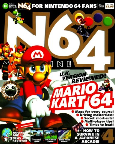 N64 Magazine Issue 04