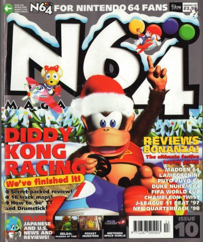 N64 Magazine Issue 10