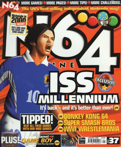 N64 Magazine Issue 37