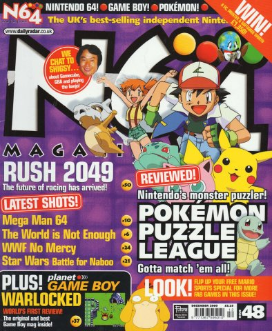 N64 Magazine Issue 48