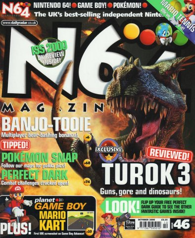 N64 Magazine Issue 46