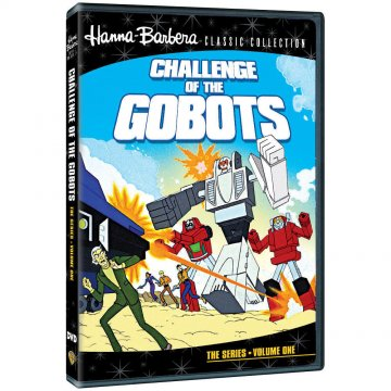 Challenge of the Gobots Vol 1