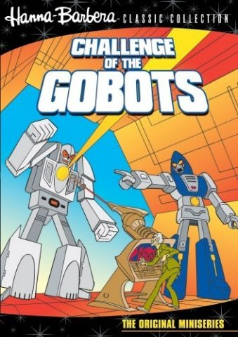 Challenge of the Gobots DVD: Miniseries (1984
