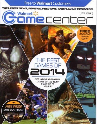 Walmart Gamecenter Issue 027