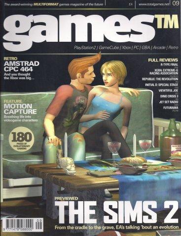 Games TM Issue 009