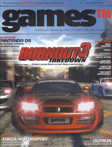 Games TM Issue 021 (July 2004)