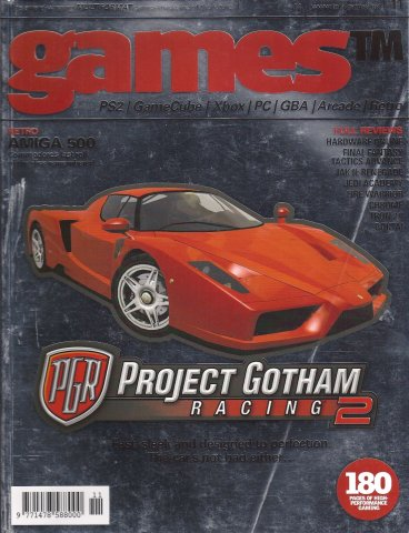 Games TM Issue 011 (October 2003)