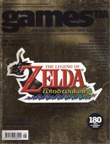 Games TM Issue 005 (April 2003)