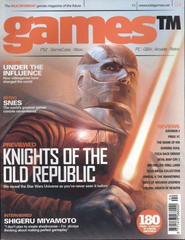 Games TM Issue 004