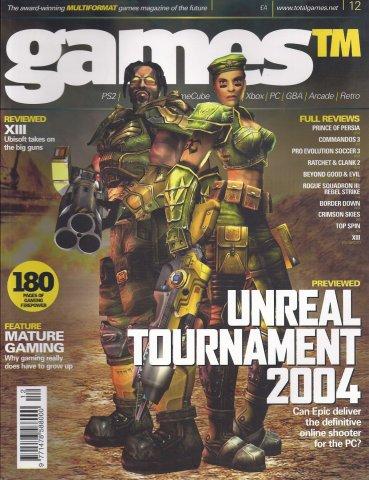 Games TM Issue 012 (November 2003)